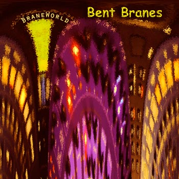 Bent Branes CD Cover